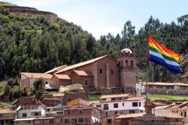 Bandeira de Cusco