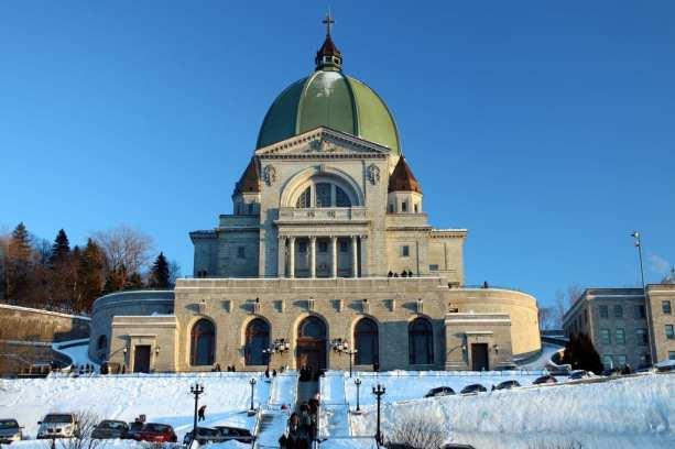 Explorando Montreal: Saint Joseph du Mont-Royale