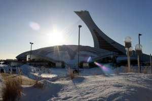 Explorando Montreal: Olympic Park