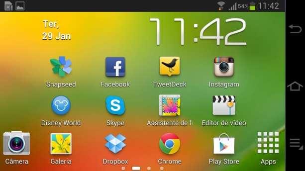 Samsung Galaxy Camera - Android completo
