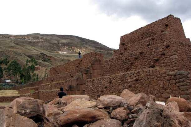 Valle Sagrado - Puca Pucara