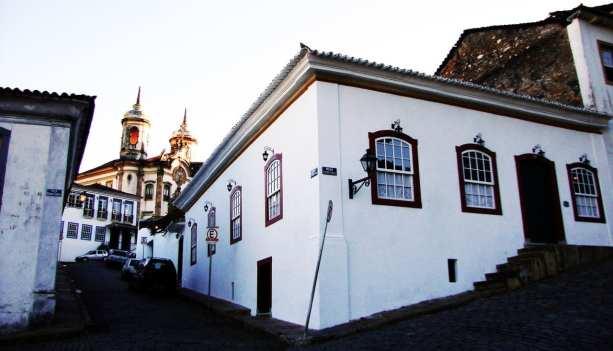 Onde comer em Ouro Preto - A chocolateria não é aqui