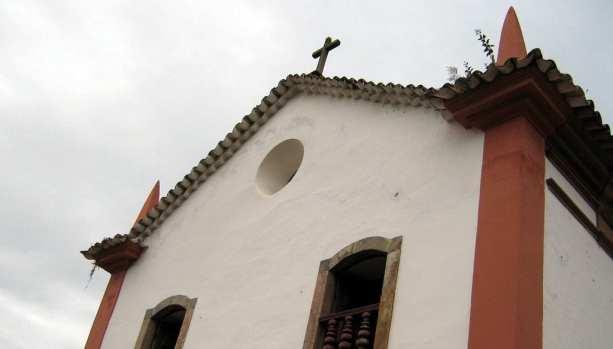 Ouro Preto na Pascoa - Capela Padre Faria - outra vista