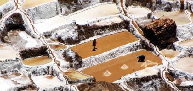 Valle Sagrado - Salineras de Maras