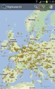 FlightRadar24 PRO - vôos