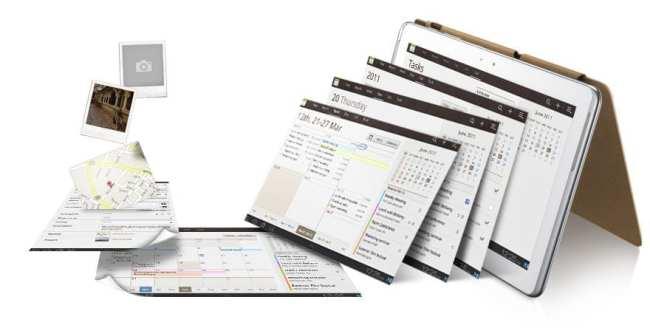 Samsung Galaxy Note 10.1 - S Planner