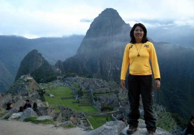 Trilhas no Peru: Trilha de Salkantay - terminando em Machu Picchu