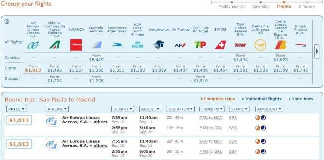 Qual o melhor dia para viajar - escolhendo a companhia aérea