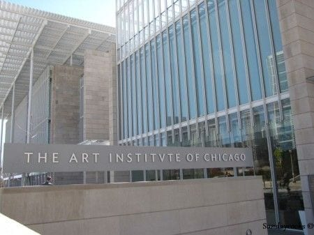 Roteiro de Chicago - The Art Institute of Chicago