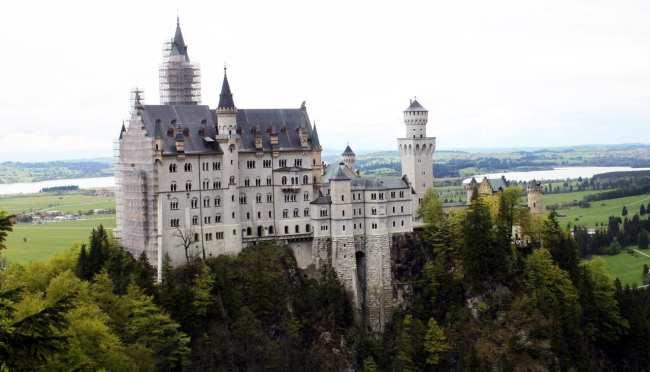 Castelos da Alemanha - Neuschwanstein