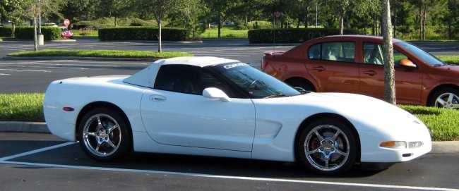 Dicas para dirigir nos EUA - Corvette