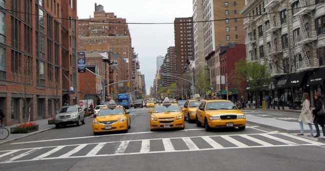 Dicas para dirigir nos EUA - Trânsito em Nova York