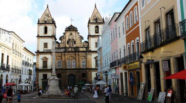 Fim de semana em Salvador - Convento de São Francisco