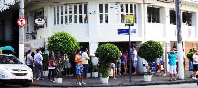 Roteiro de Botecos no Rio de Janeiro - Bar Urca