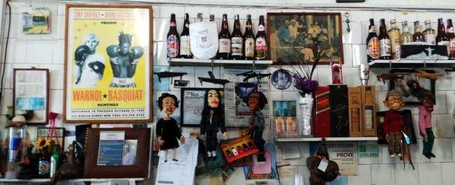 Roteiro de Botecos no Rio de Janeiro - Bar do Mineiro: Balcão
