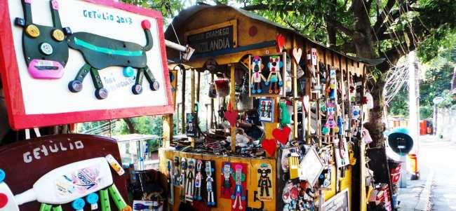 Roteiro de Botecos no Rio de Janeiro - Reciclagem em Santa Tereza