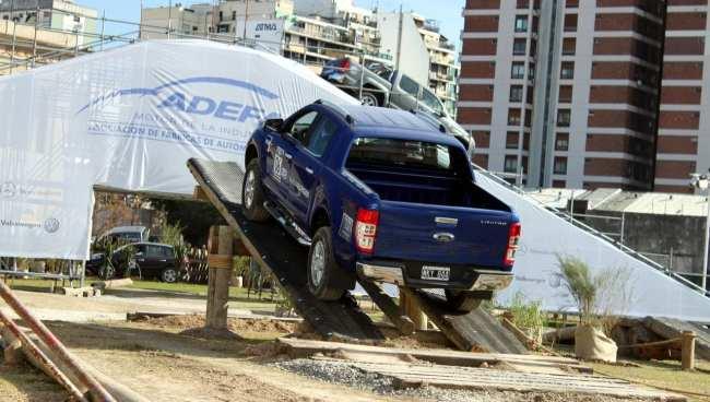 Salão do Automóvel - Ford Ranger