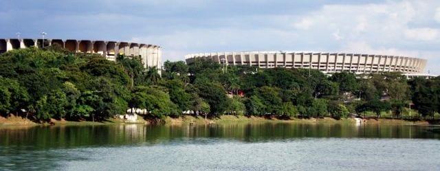 Fim de semana em Belo Horizonte - Lagoa da Pampulha e Mineirão
