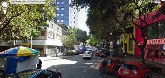 Melhores bairros para ficar na Cidade do México - Zona Rosa 01