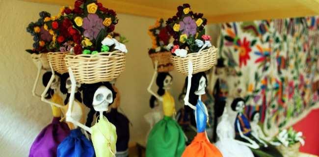 Museu Frida Khalo - Lojinha