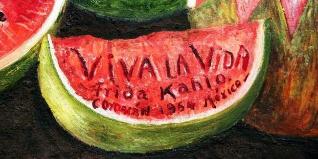Museu Frida Khalo - Viva la Vida