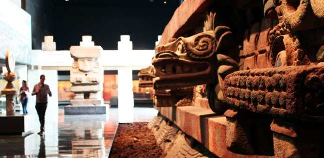 Museu Nacional de Antropologia - Teotihuacán 01