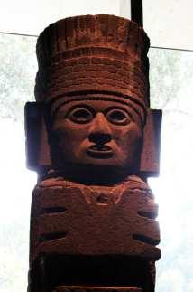 Museu Nacional de Antropologia - Civilização Tula