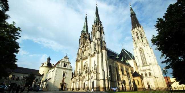 Olomouc - Catedral de São Venceslau 01
