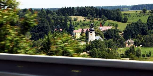 Road trip pela República Tcheca - O que você pode encontrar pela estrada