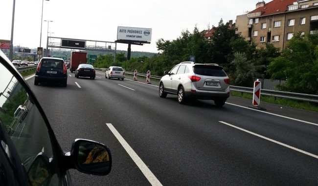 Road trip pela República Tcheca - Boas estradas no país