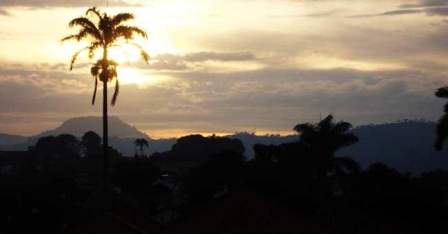 Roteiro de Sabará - Igreja Nossa Senhora do RosárioRoteiro de Sabará - Pôr do Sol