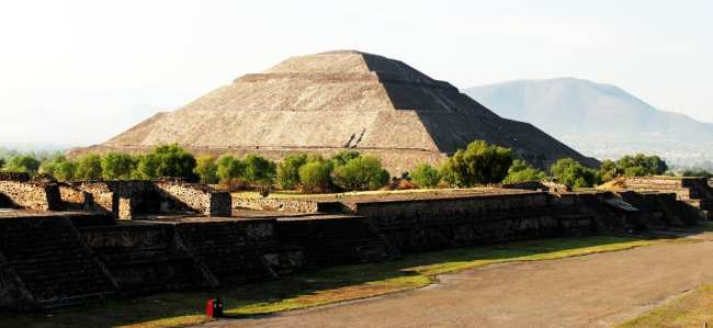 Teotihuacán - Templo do Sol