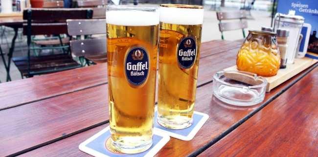 10 mitos sobre a Alemanha - Cerveja Kolsch de Colônia