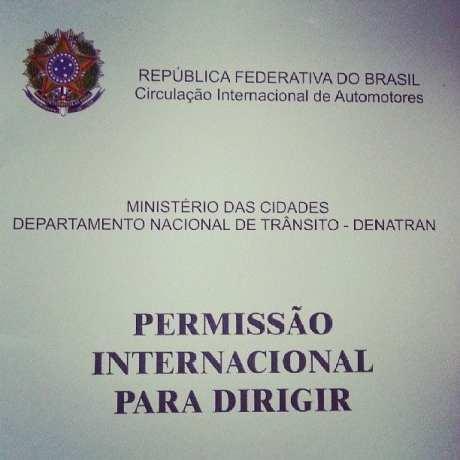 Como tirar a PID em São Paulo - Permissão Internacional para Dirigir