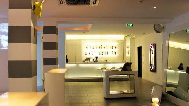 Hotel em Frankfurt: The Pure - Lobby
