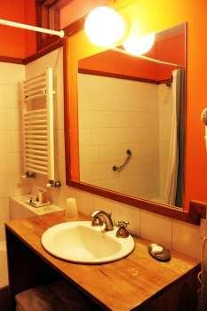 Hotéis Villa la Angostura - La Escondida: Banheiro