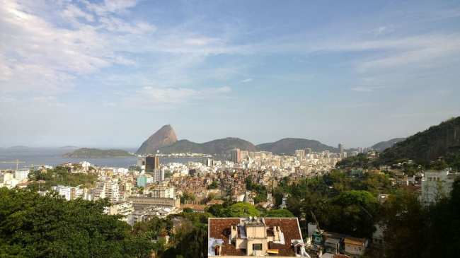 Fotos do Nokia Lumia 1020 - O Rio de Janeiro continua lindo