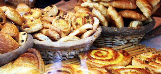 Melhores restaurantes de Frankfurt - Pães do Maison du Pain