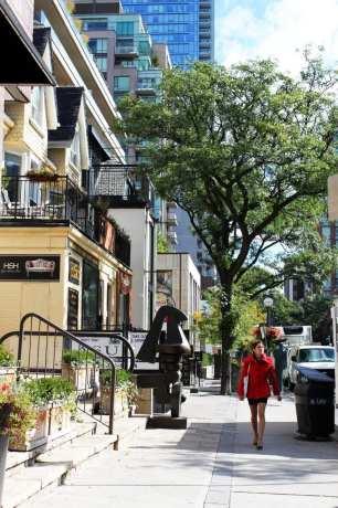 O que fazer em Toronto - Charme das ruas de Toronto