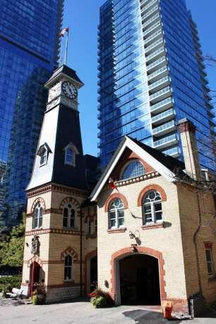 O que fazer em Toronto - Casa de bombeiros