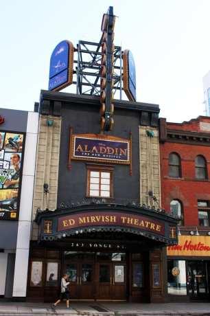 O que fazer em Toronto - Broadway Canadense
