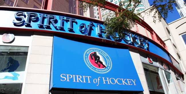 O que fazer em Toronto - Hockey Hall of Fame