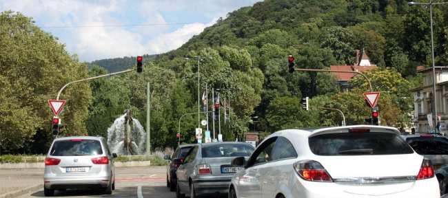 Dicas para dirigir na Alemanha - Trânsito em Baden-Baden
