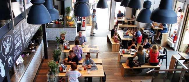 Outlets da Alemanha - Wertheim Village - Restaurante