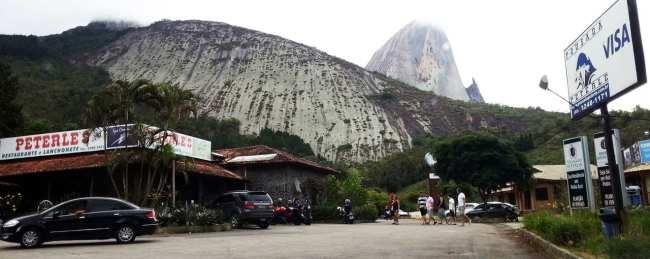 Montanhas Capixabas - Entrada para Pedra Azul e Rota do Lagarto