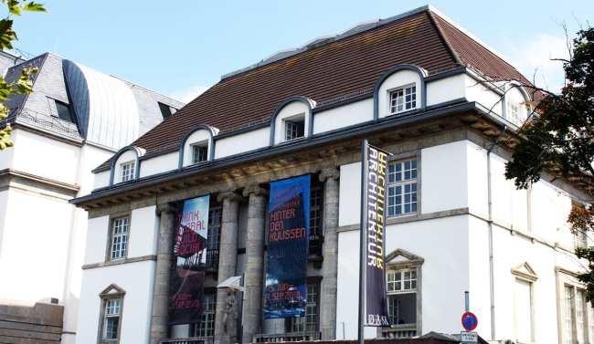 Museus de Frankfurt - Museu Alemão de Arquitetura