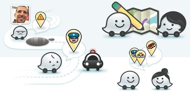 Review Waze GPS