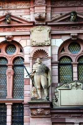 Guia de Heidelberg na Alemanha - Frederico V