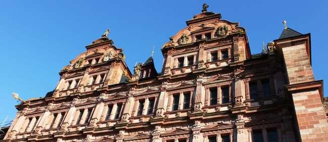 Guia de Heidelberg na Alemanha - Prédios da cidade