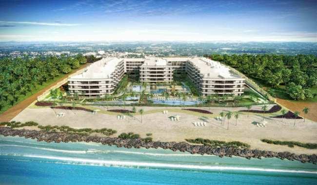 Residencial Resort In Mare Bali - Vista geral